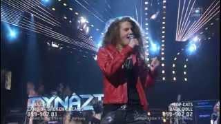 Dynazty Land Of Broken Dreams Live Melodifestivalen 2012, Andra Chansen March 3d 2012