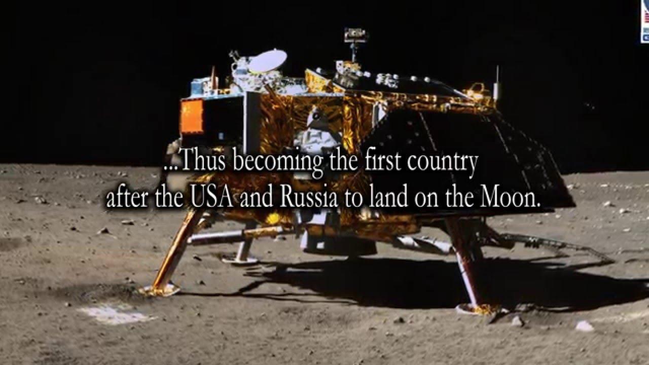 China's Moon: Journey of the Jade Rabbit - YouTube