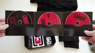 JBG3  BOX UNBOXING | 4K