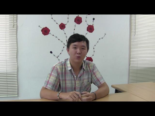 易格遊學 - 克拉克EG 學生心得分享 Rui