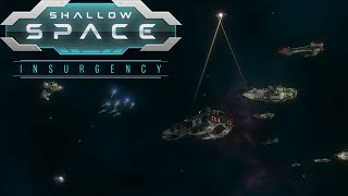 Shallow Space Insurgency Demo Gameplay