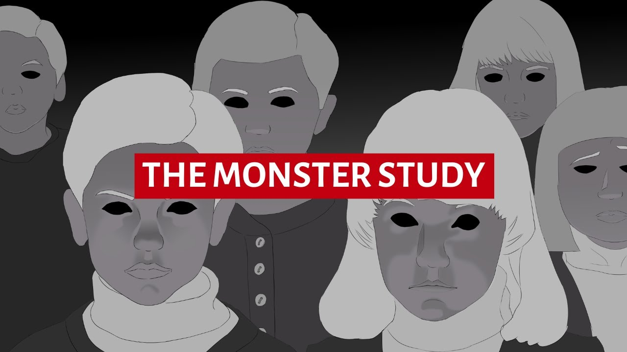 Download Psychology Experiment  - The Monster Study (One Of The Most Unethical Study Ever Conducted)