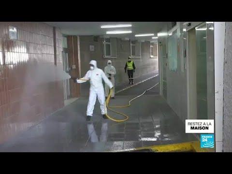 Pandémie de Covid-19 : 517 nouveaux décès en Espagne, en baisse