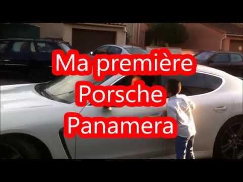 guelaat bousbaa PORCHE PANERAMA