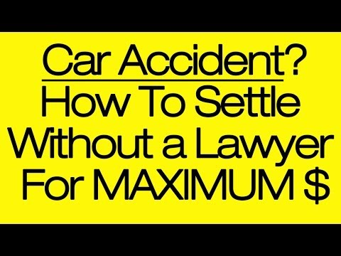 After A Car Accident | Whiplash | Kansas City | MO | KS | DIY Settlement Claim