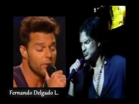 Asignatura pendiente Ricky Martin y Ricardo Arjona