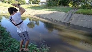 Micro Fish Fly Fishing FAIL