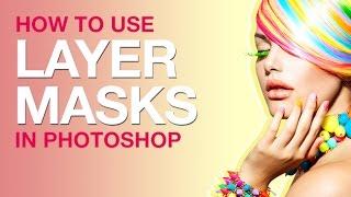 Wie Verwenden Sie Ebenenmasken in Photoshop