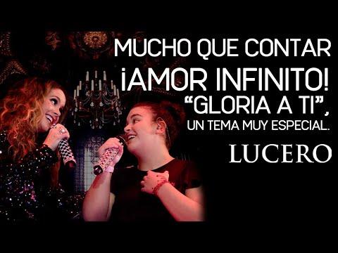 """LUCERO Mucho Que Contar -  """"Gloria a Ti"""",  con LUCERO MIJARES un tema por amor con amor! 🦋"""