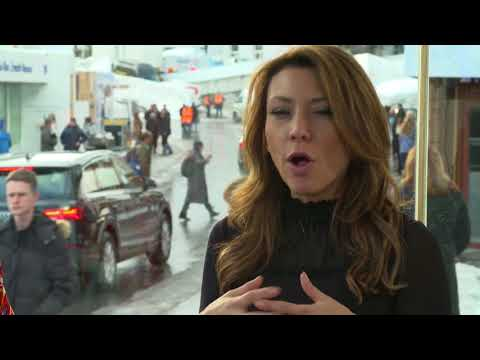 Hub Culture Davos 2018 - Lili Gil Valletta , Co-Founder and CEO of CIEN+ CulturIntel