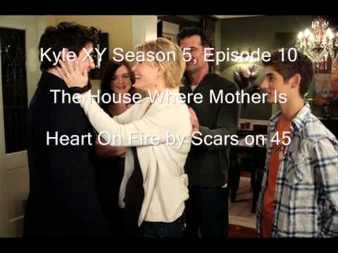 Download Kyle XY Season 5 Episode 10, The House Where Mother Is, Heart on Fire