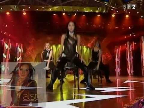 Alsou - Before You Love Me (Live @ WMA 2001)