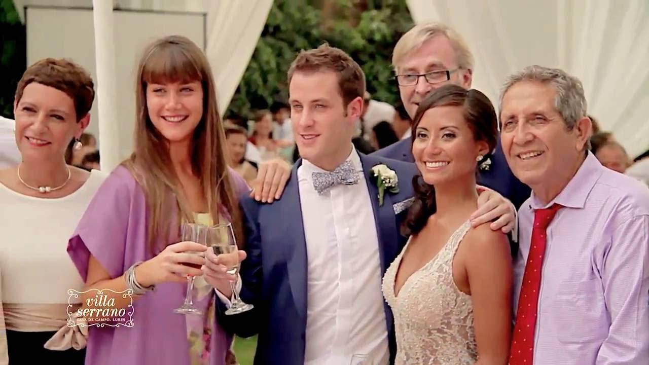 Matrimonio Simbolico En Lima : Villa serrano lurin bodas en el campo lima perú viyoutube