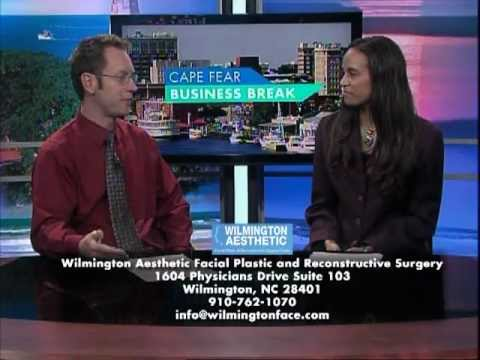 Wilmington NC Plastic Surgeon Dr. Blanks Discusses Chin Implants and an Informational Seminar