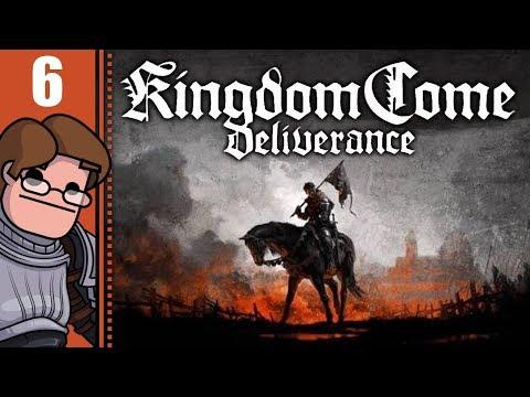 Let's Play Kingdom Come: Deliverance Part 6 - Chipul Tau Si Dragostea Din Tei