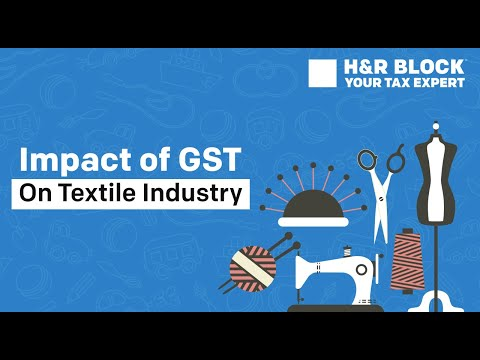 Impact of GST on Textile Industry in India | H&R Block | Blog