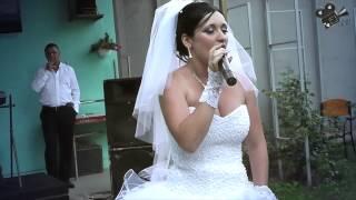 Невеста поет для жениха (S.V Studio), город Смела