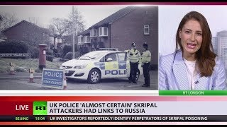 Suspects in Skripal poisoning case believed to be identified - Press Association source