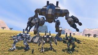 Jaeger Titan - Space Engineers