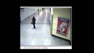 Acid Attack Victim Stalked By Veiled Suspect - Barking Station