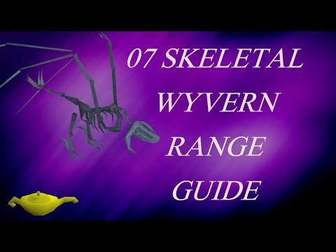 1-99 ranging guide osrs