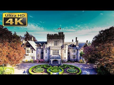 Victoria BC Canada (5/10) | Hatley Castle