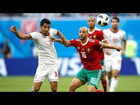 Morocco and Iran 0-1 Match Goals & HighLights 2018 World Cup Russia