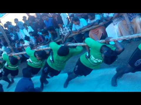 All kerala Tug of War Chalakudy 2015