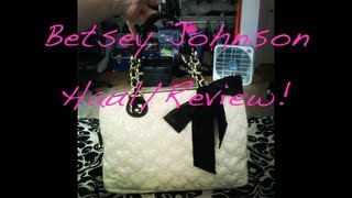 Betsey Johnson Haul and Review! Thumbnail