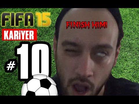 Fifa 15 Kariyeri #10: YENİ KARİYER!