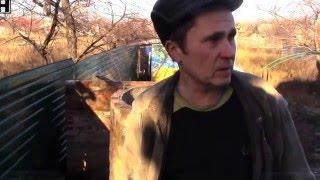 Война в Донбассе - Расстрелянный Спартак