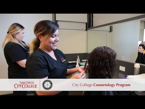 San Diego City College - Enroll Now (Cosmetology)