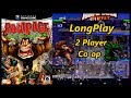 Rampage: Total Destruction - Longplay Co-op 2 Players Full Game Walkthrough (Gamecube, Ps2)
