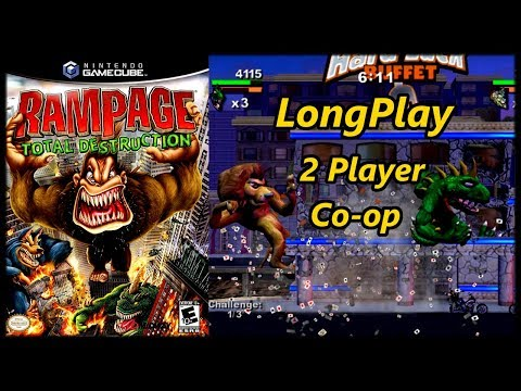 rampage total destruction ps2 rom