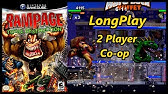 Rampage Total Destruction Nick Youtube
