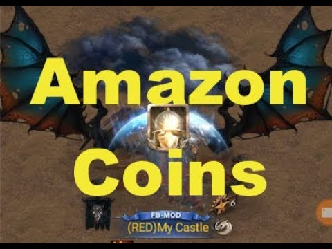 Clash Of Kings : Get Upto 20% Discount On Packages - Use Amazon Coins Affiliate Link