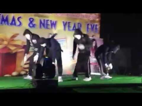 Break Through Dance Academy Perfome Jabbawockeez