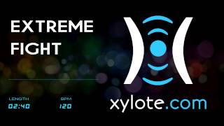 Gambar cover Xylote.com - Extreme Fight (Royalty Free Music)