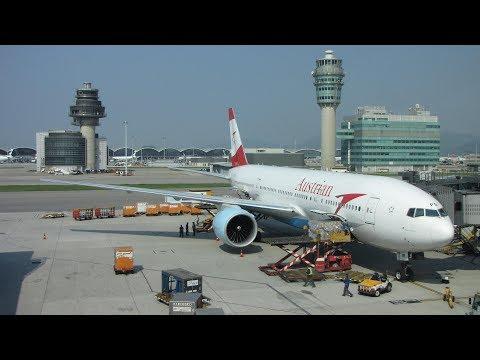 [Flight Report] AUSTRIAN | Hong Kong ✈ Vienna | Boeing 777-200ER | Business
