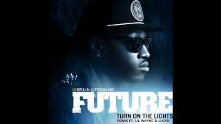 Future ft. Lil Wayne & Lloyd - Turn On the Lights Remix w/ DL