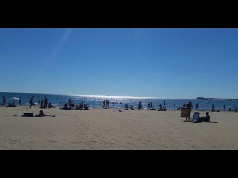 Playa de Puerto de Sagunto Valencia,Spain