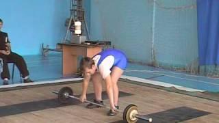 тяжелая атлетика чемпионат Днепропетровской области 2008 года памяти Ковалева Ю.С