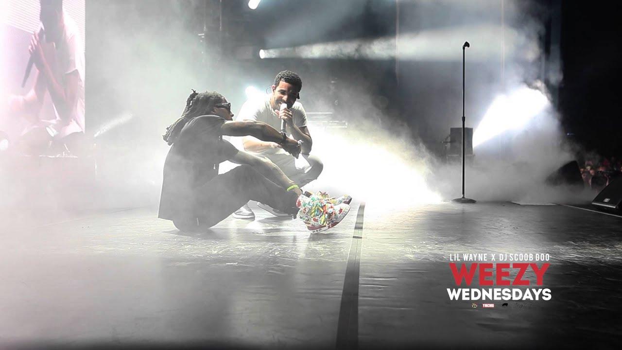 Lil Wayne And Drake Light Up And Sing \