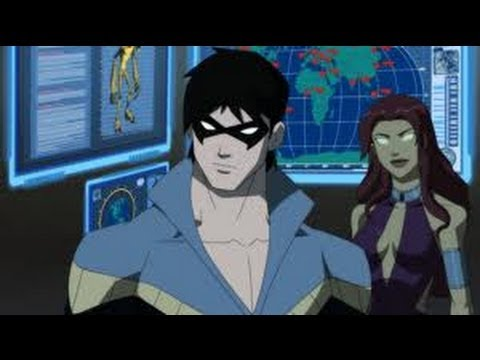 Young Justice Invasion Returning This Month Youtube