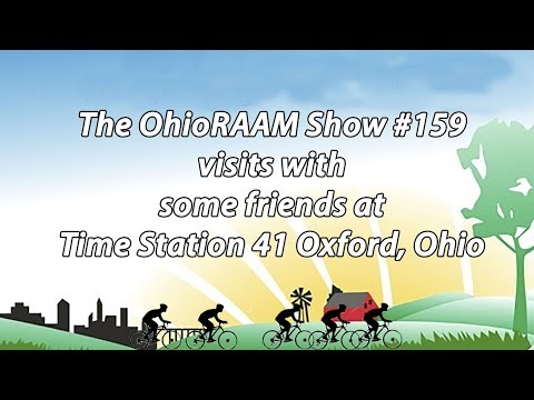 #159 ORS visits with friends at TS 41 Oxford Ohio