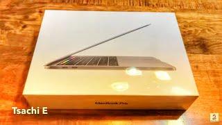 MacBook  Pro  2019 Unboxing