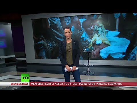 Israel Commits War Crimes While World Turns A Blind Eye | Interview with Harry Fear