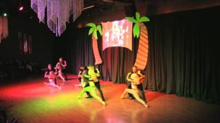 DF Dance Daniel & Desiree Bachata Team Perform at Havana Nights