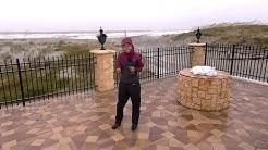 Hurricane Irma's wind picks up in Jacksonville