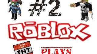 """LMT Plays Roblox (2): """"IM A Skinny Benny!!!"""""""